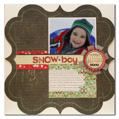Snow Boy 2