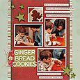 Gingerbread Cookies | Donna Jannuzzi