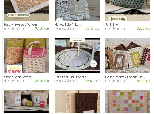 Sweetwater quilts