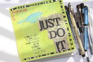 Monika jet pens write click scrapbook