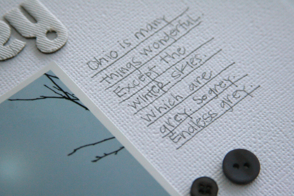 Grey write click scrapbook jet pens 2