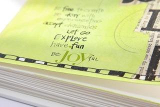 Monika jet pens write click scrapbook 2