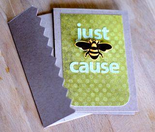 Bee-card