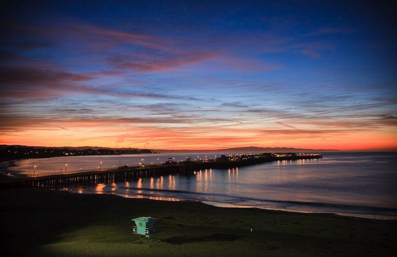 SantaCruz-Sunrise
