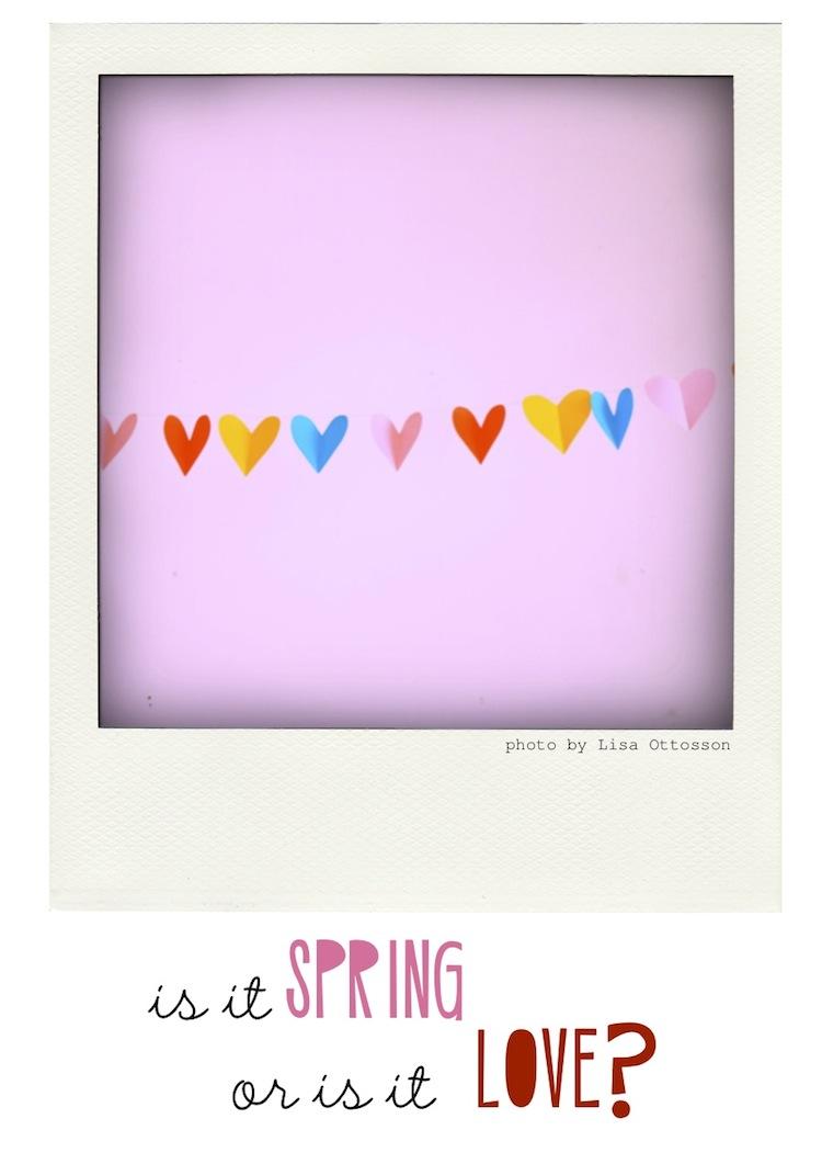 Spring:love