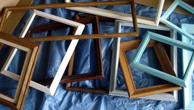 Pile of frames-1