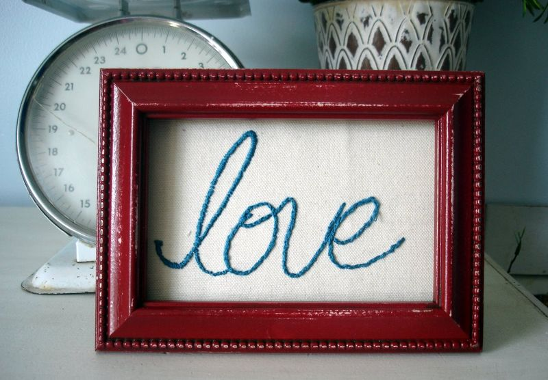 Loveembroidered