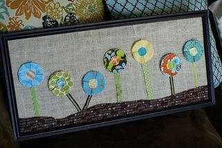 Framed flowersmelissakaiserman