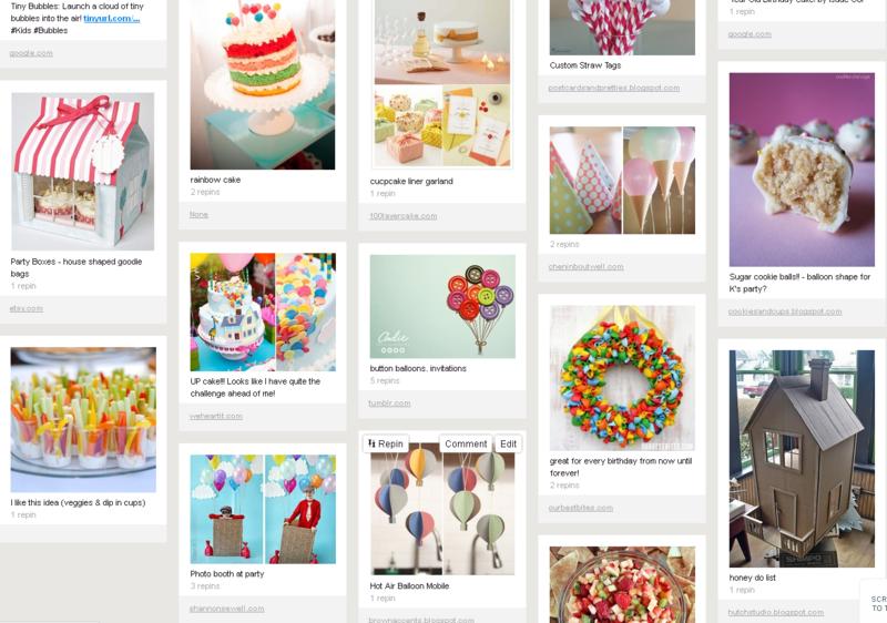 Birthday Board on Pinterest
