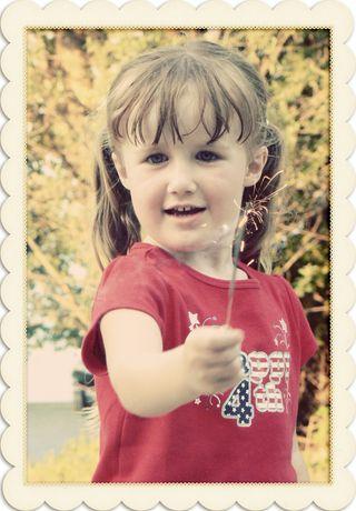 Emma sparkler