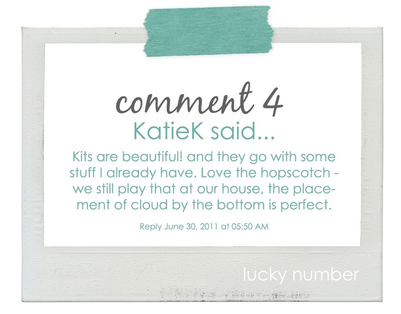 07.02.11 lucky number write click scrapbook