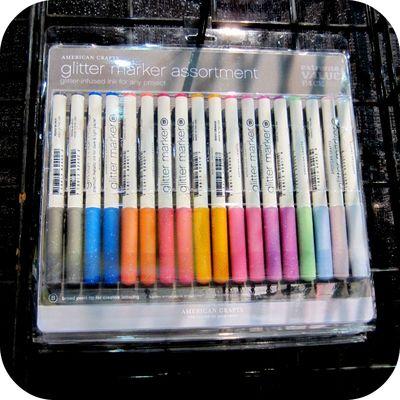 American crafts write click scrapbook pen set cha