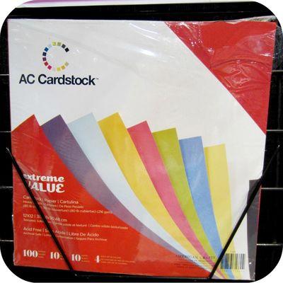 American crafts write click scrapbook paper pack cha
