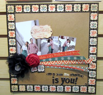 Write click scrapbook cosmo cricket monograms