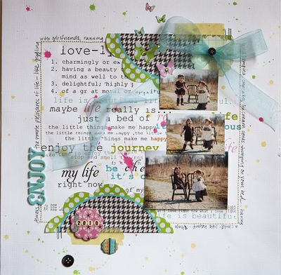 Jenni enjoy layout