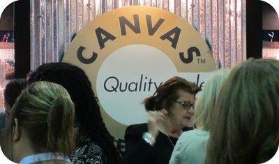Canvas home basics write click scrapbook cha