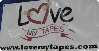 Write click scrapbook cha love my tapes