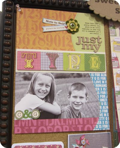Write click scrapbook jillibean monograms