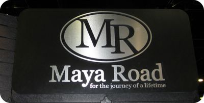 Maya road write click scrapbook