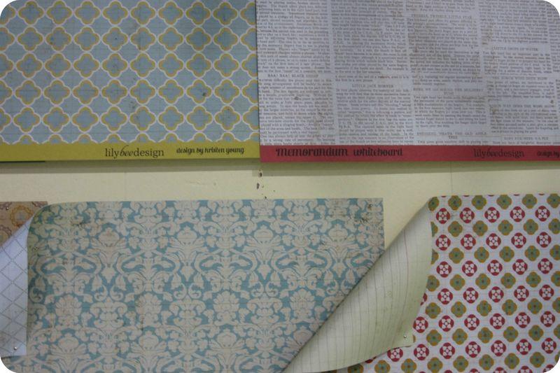 Lilybee design write click scrapbook colors