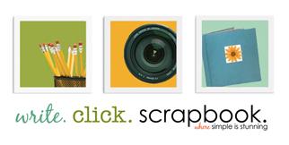Write click scrapbook