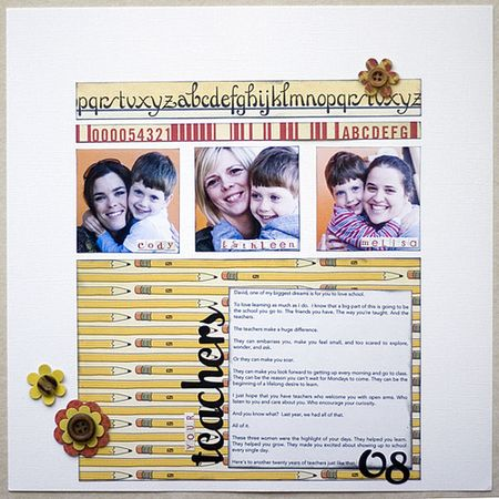 Karen_teachers_write_click_scrapbook