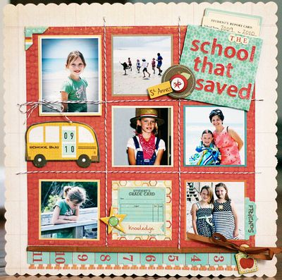 The school that saved
