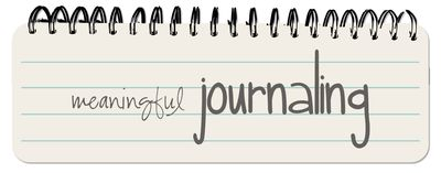 Meaningful journaling wcs-1