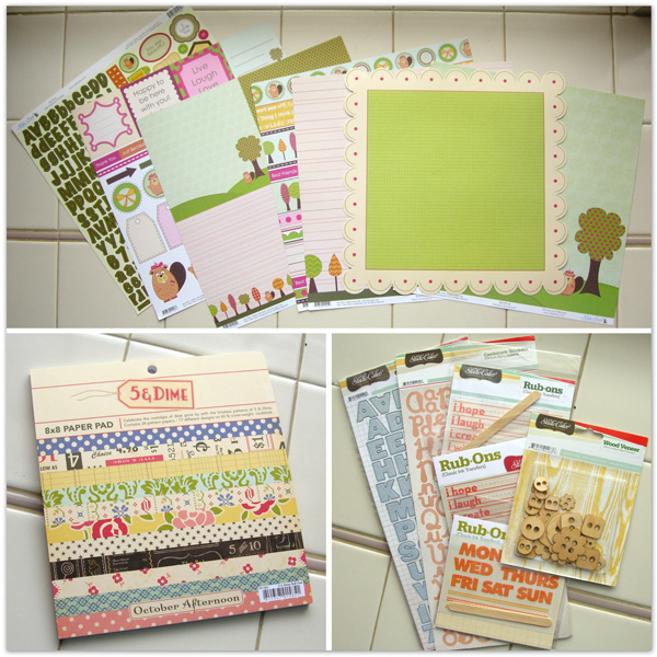 Giveawayday write click scrapbook