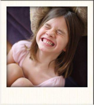 Ella cheese face_polaroid_1