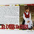 Flowergirl   Marie Taylor