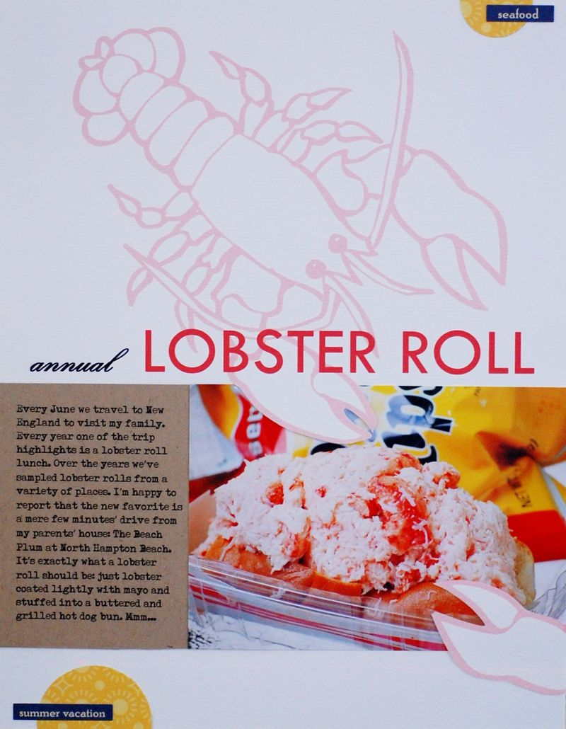 Annual Lobster Roll
