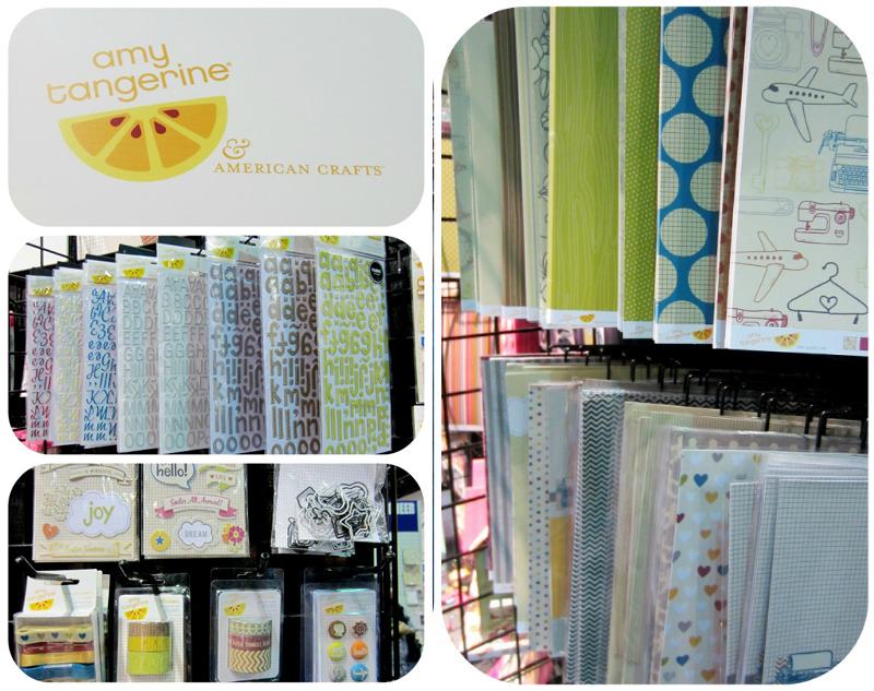 American crafts amy tan 2 write click scrapbok cha