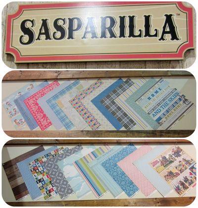 Octover afternoon write click scrapbook sasparilla cha