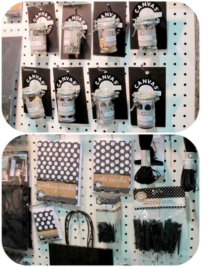 Canvas home basics write click scrapbook cha 3