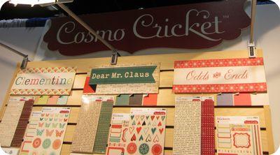 Write click scrapbook cosmo cricket cha