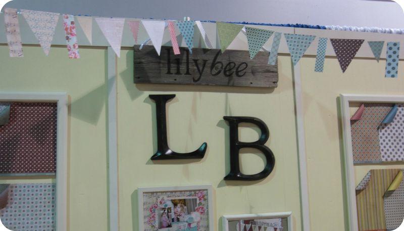 Lilybee write click scrapbook