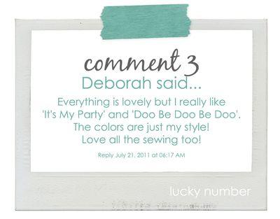 07.23.11 lucky number write click scrapbook
