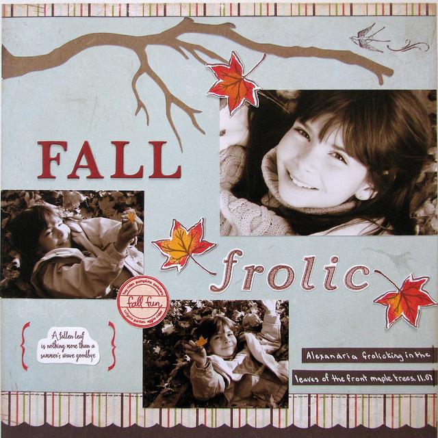 Fall Frolic med