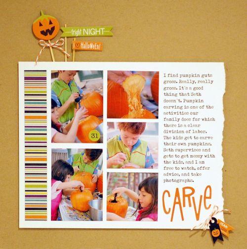 Carve - Vivian Masket