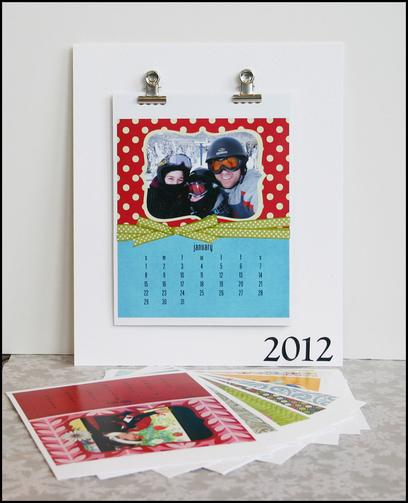 Coverton celestes calendar 2012