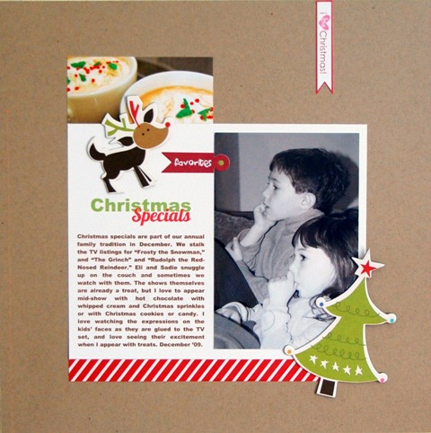 Christmas Specials - Vivian Masket