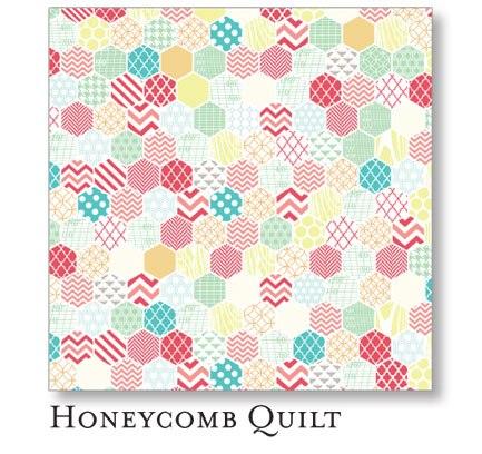 Hambly Honeycomb Quilt