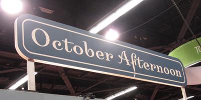 Octoberafternoon