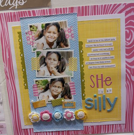 Bella blvd write click scrapbook fave project 2