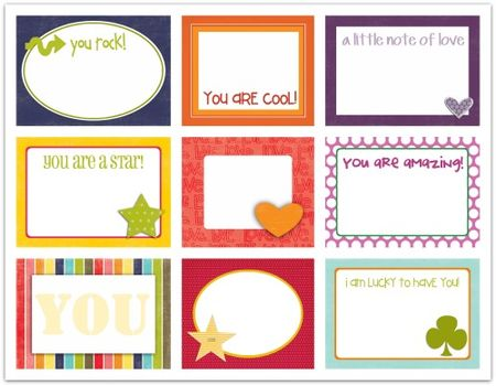 Lunchkit notes write click scrapbook