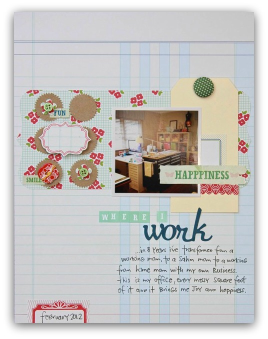 Monika write click scrapbook becky fleck