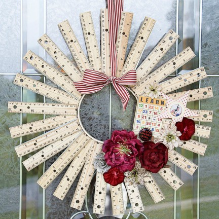 Ruler wreath
