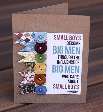Celeste fathers day card