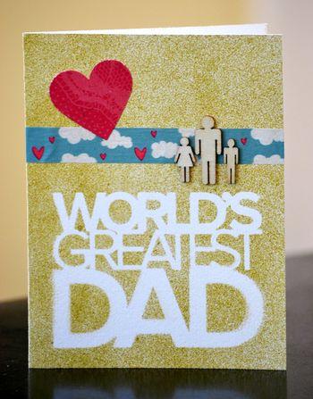 Fathers Day Card Vivian Masket